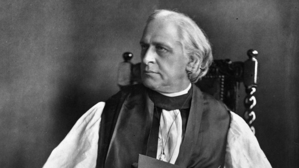 Edward White Benson was Archbishop of Canterbury from 1883 until his death in 1896 (Credit: Getty)