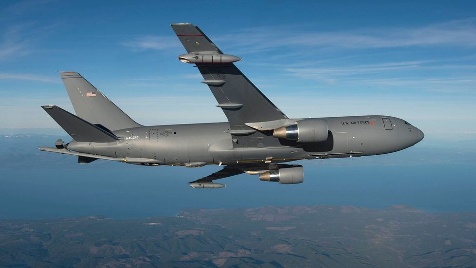 The K-46 is Boeing's latest tanker design (Credit: Boeing)