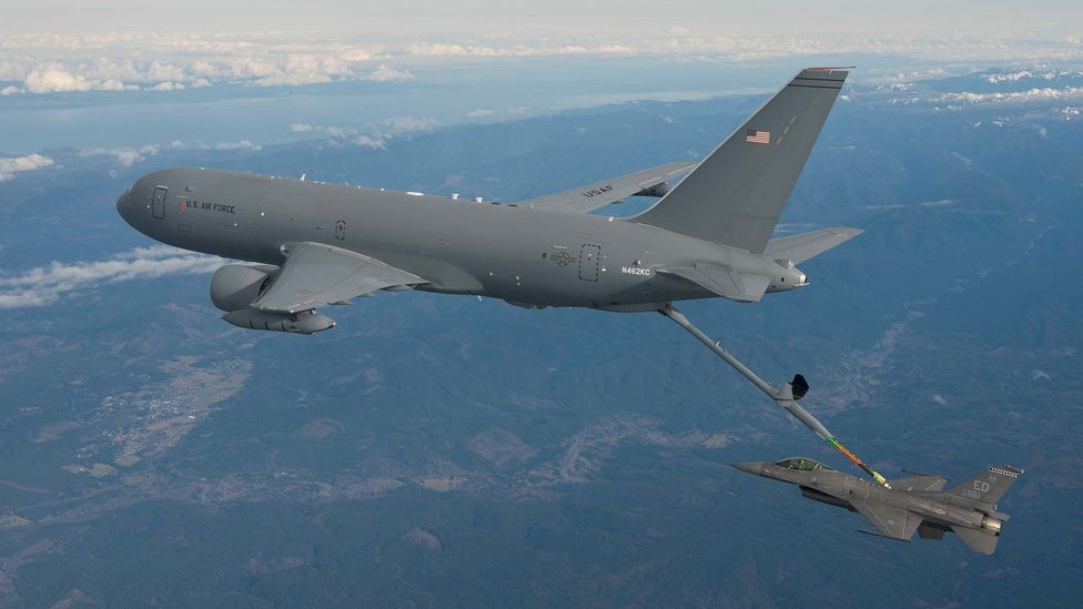 The US Air Force will need 500 tankers like the K46 in the coming years (Credit: Boeing)