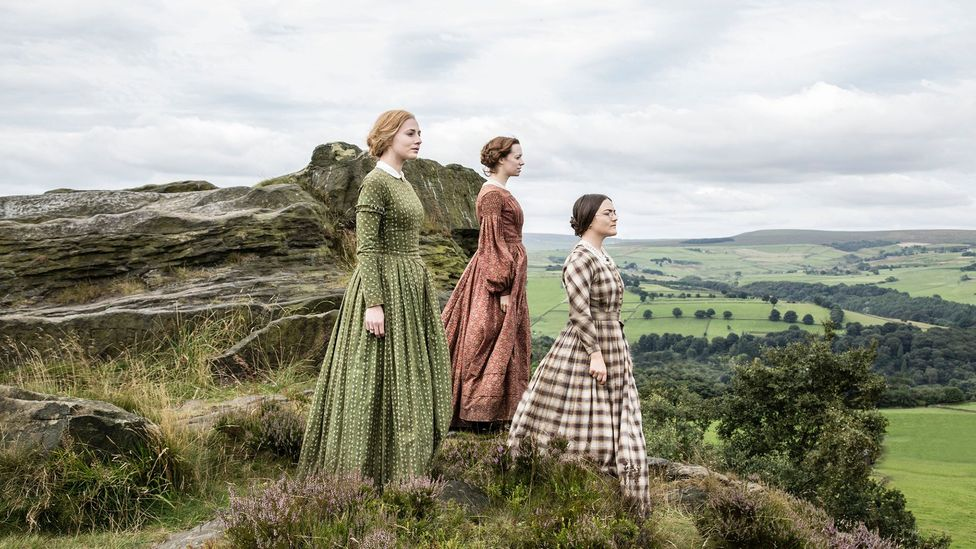 Sally Wainwright's To Walk Invisible focuses on Branwell's descent into alcoholism and drug addiction – and how it affected his sisters (Credit: BBC)