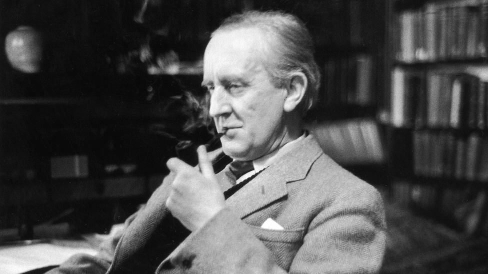 JRR Tolkien had an impressive confidence in his own opinions and a steely self-belief (Credit: Getty Images)