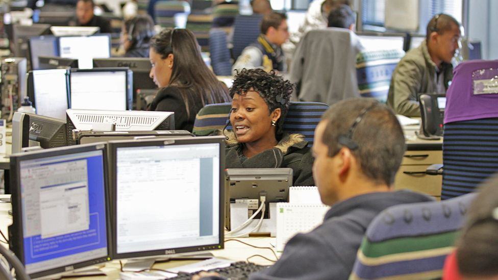 The method is suited to hiring for jobs involving a lot of communication (Credit: Alamy)