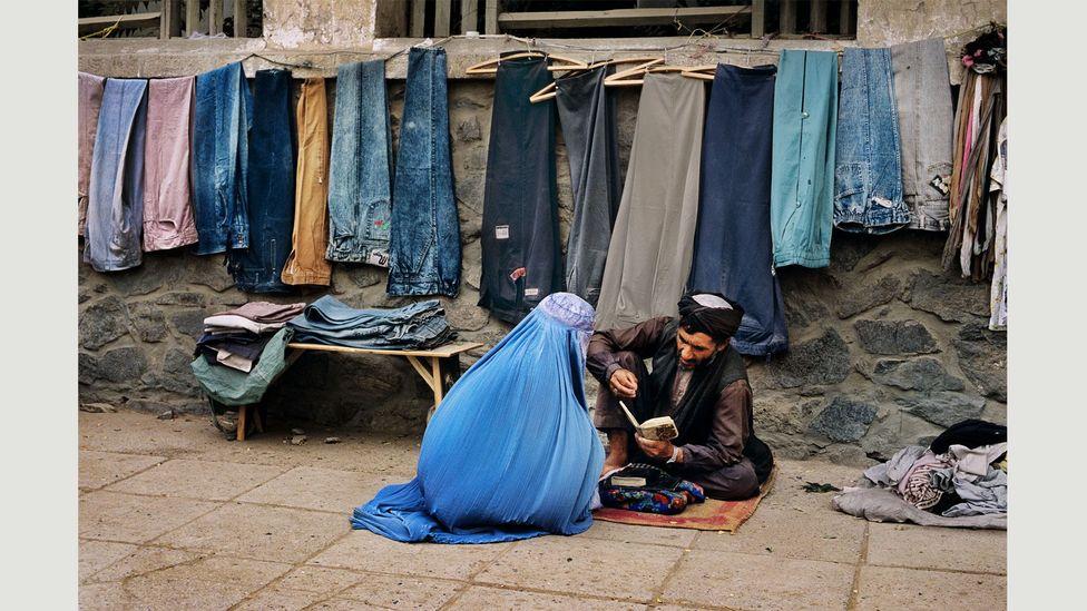 Kabul, Afghanistan, 2002 (Credit: Steve McCurry/Magnum Photos)