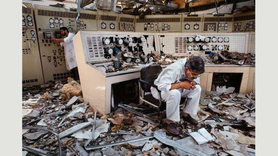 Kuwait, 1991 (Credit: Steve McCurry)