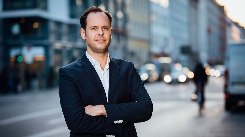 InterNations founder and co-CEO Malte Zeeck (Credit: InterNations)