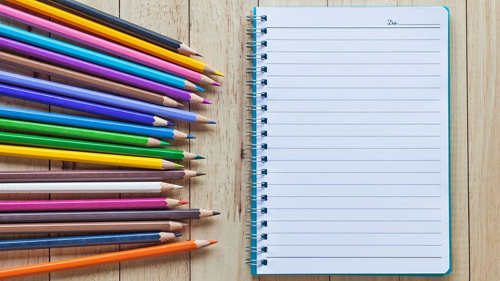 A return to traditional techniques by the digitally savvy has helped boost sales of stationery (Credit: Getty Images)