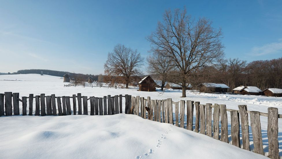Ukraine has plenty of summer sun - but in the winter it's a different story (Credit: iStock)