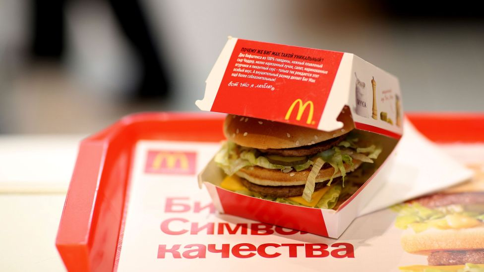 "The price of a Big Mac says a lot about ""purchasing power parity"" – whether exchange rates mean that a product costs the same in different countries (Credit: Getty Images)"