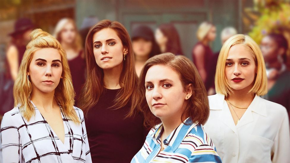 TV programmes like Girls reveal that there's comedy in bad sex, but pain too (Credit: HBO