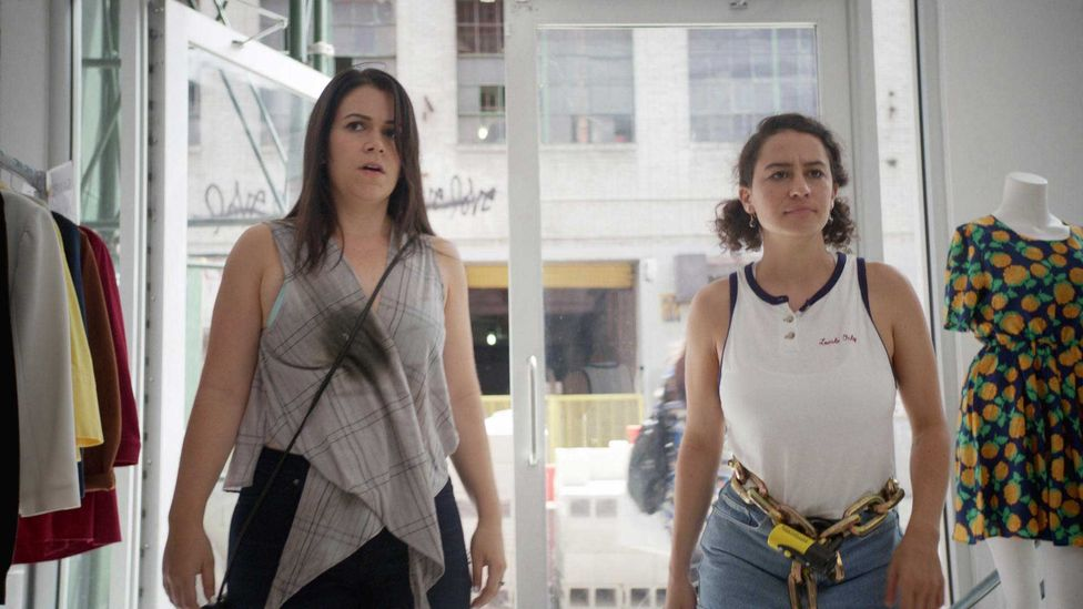 Broad City, created by and starring Ilana Glazer and Abbi Jacobson, is based on their real-life friendship (Credit: Alamy)