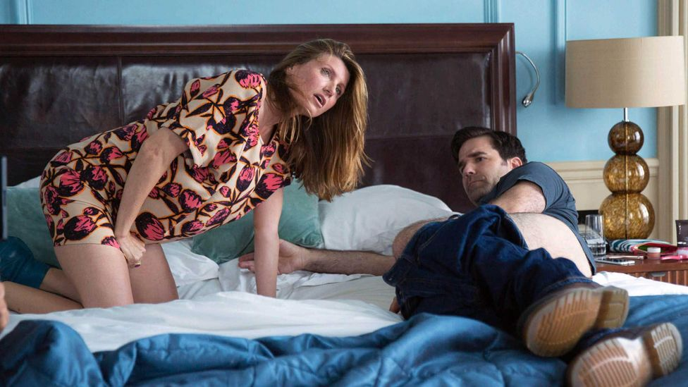 Shows such as Sharon Horgan's Catastrophe address the messy realities of women's bodies and sexual experiences (Credit: Alamy)
