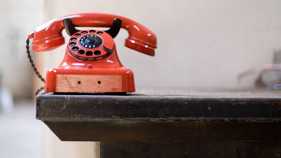 The advent of telephones hastened the development of voice recognition technology (Credit: iStock)