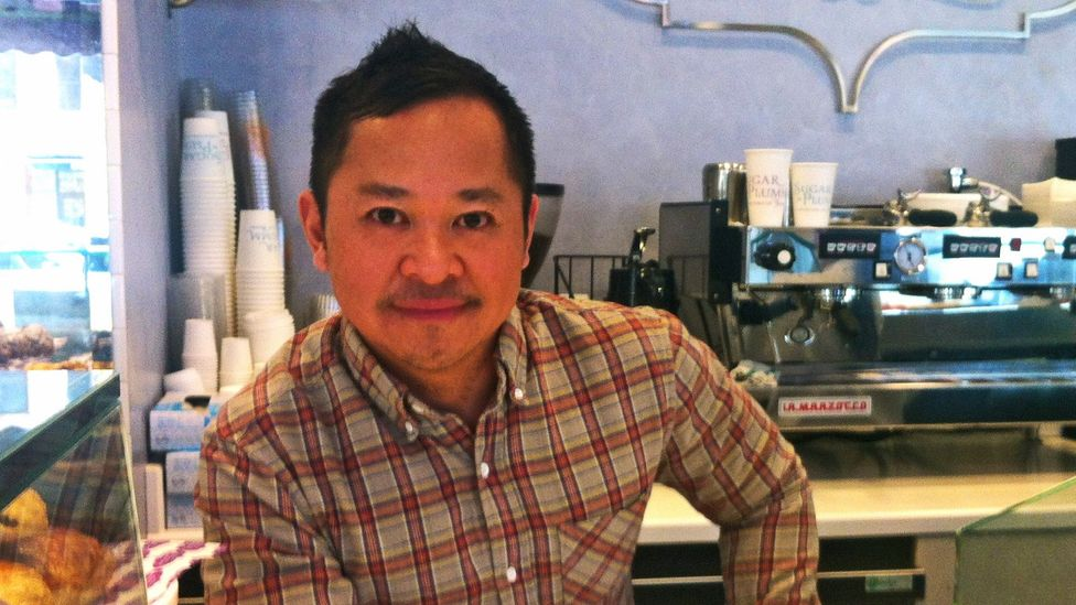 Pichet Ong travels about 55,000 air miles each year. (Credit: Pichet Ong)