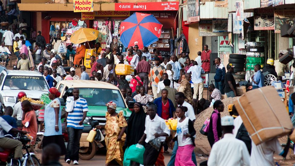 Many expats live in Kampala, where English is widely spoken (Credit: Tom Cockrem/Getty Images)