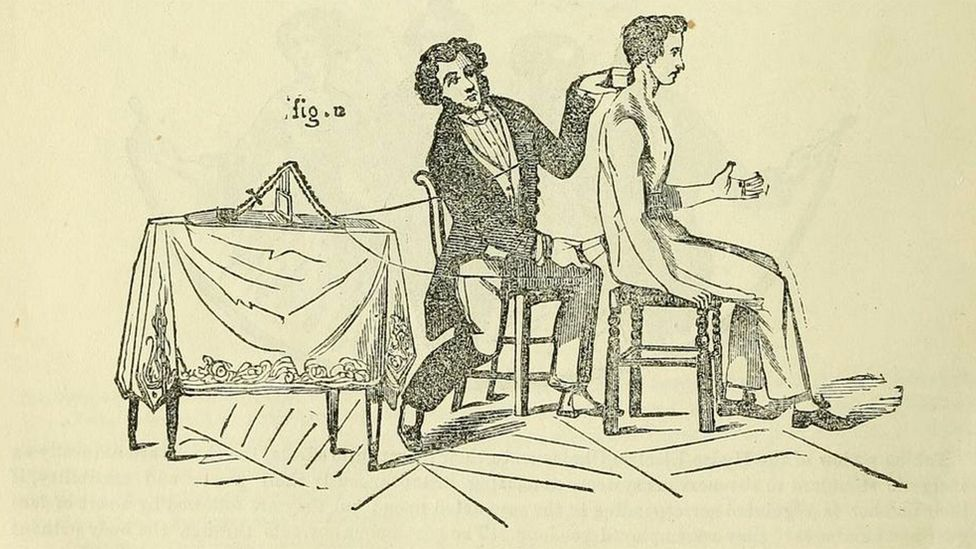 Jolts of electricity were though to cure all sorts of physical and mental ailments (Credit: Wikimedia Creative Commons)