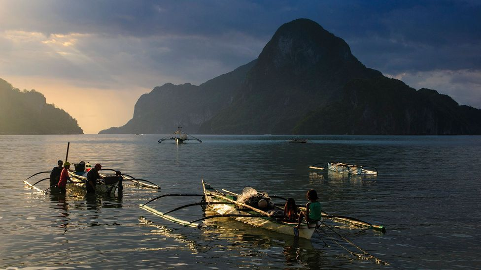Expats are drawn to the Philippines' tropical lifestyle (Credit: Danita Delimonte/Getty Images)