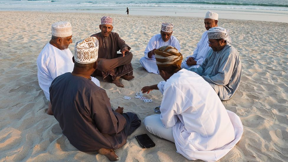 Thanks to its great weather, Oman is known for outdoor living (Credit: Franz Aberham/Getty Images)
