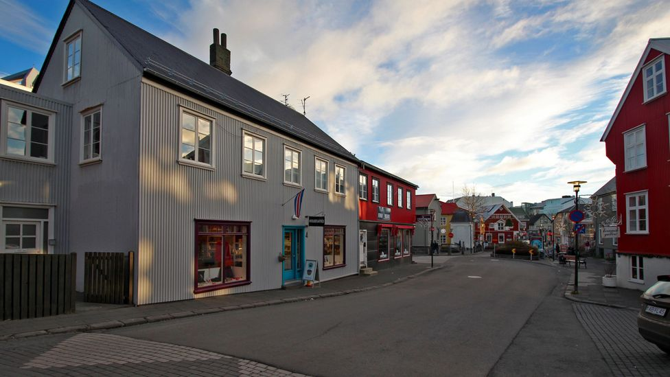 Some locals worry that Reykjavik will soon look like any other large city in Europe, with lots of new hotels (Credit: Chris Baraniuk)