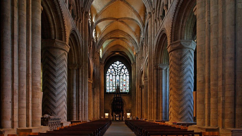 Durham Cathedral has seen a lot of change in its 1,000 years – smartphones and social media are just the latest (Credit: Getty Images)