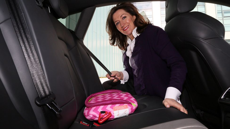 For Irish entrepreneur Grainne Kelly, travelling with kids didn't have to be a bum deal (Credit: Grainne Kelly)