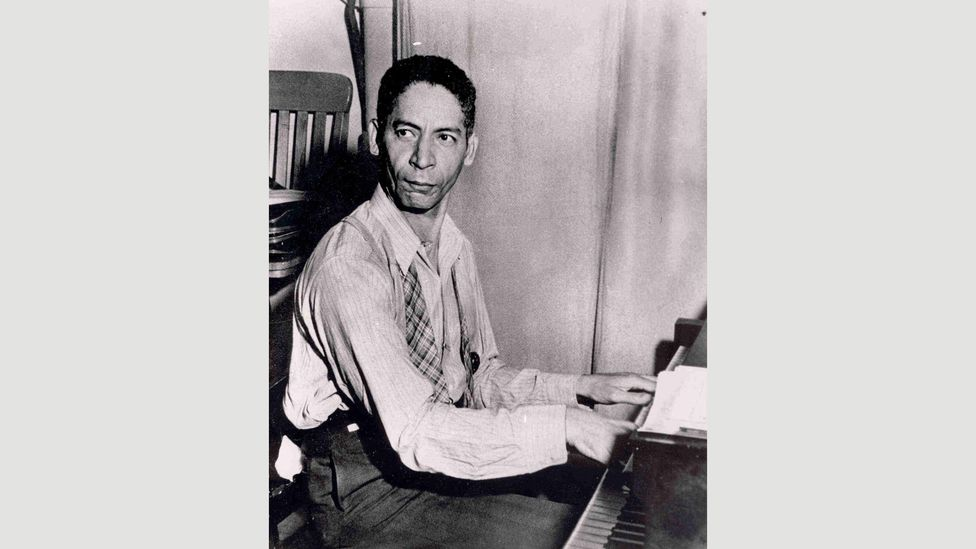 In 1915 Jelly Roll Morton published jazz's first sheet music – he lived a wild life, playing piano in brothels as a teen and replacing a front tooth with a diamond (Credit: Alamy)