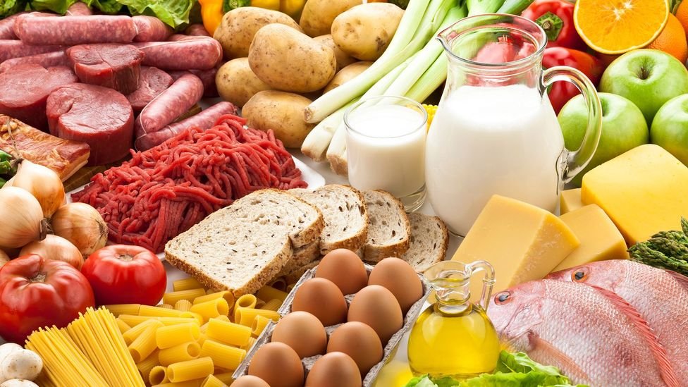 Could you survive on just one food? - BBC Future