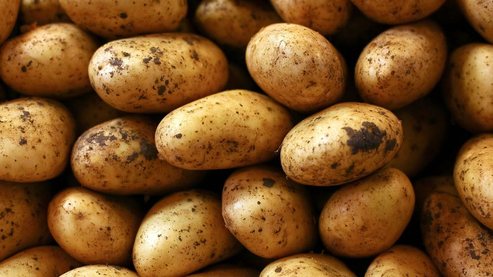 Potatoes, it turns out, have plenty of protein as well as vitamins (Credit: iStock)