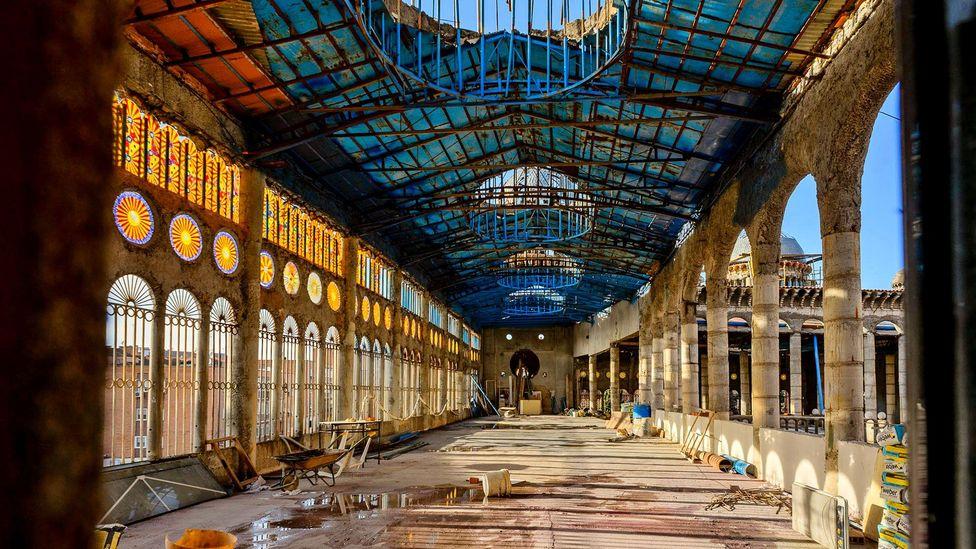 justo gallego, catedral de justo, spain