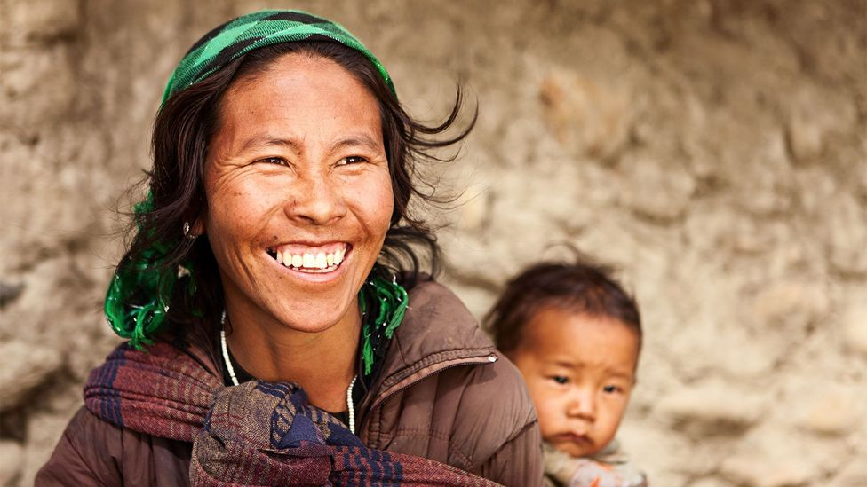 A small set of gene variants allow the Tibetans' bodies to increase the efficiency of the oxygen transport in their blood, without straining the heart (Credit: Getty Images)