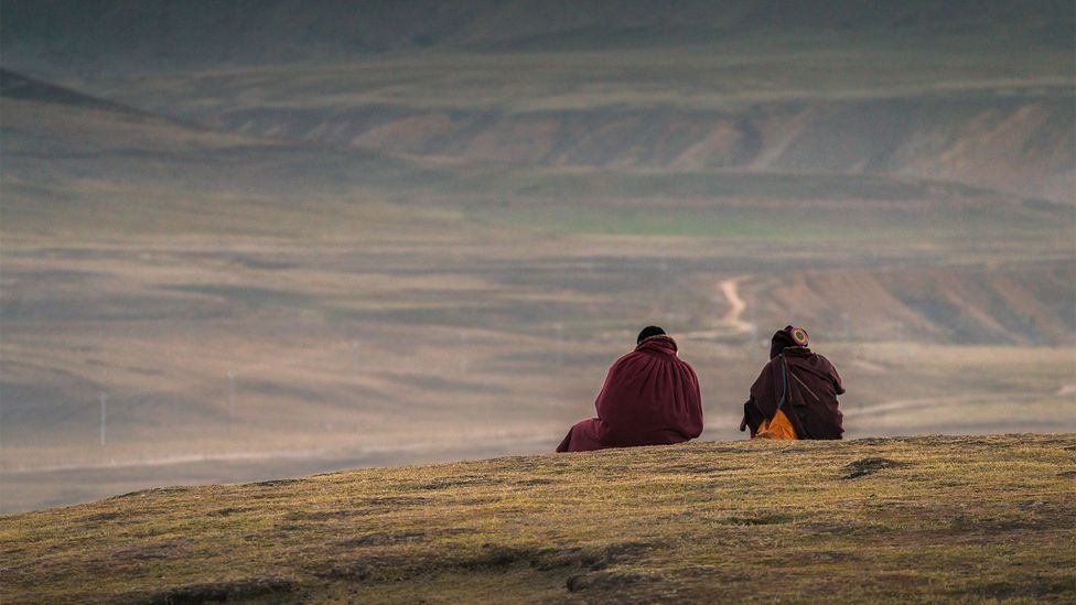 The life-saving genetic variants that help Tibetans to survive at altitude may come from an ancient (now extinct) species of human (Credit: Getty Images)