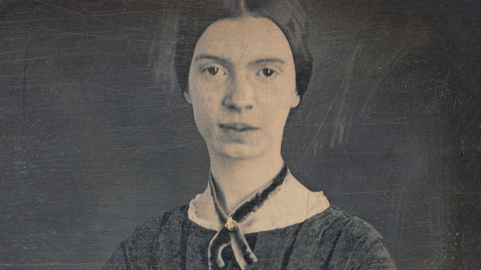 Emily Dickinson (Credit: Amherst College Archives)