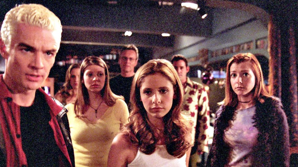 Buffy the Vampire Slayer was an experimental show during its seven seasons, airing a silent episode and a musical episode (Credit: 20th Century Fox Television)