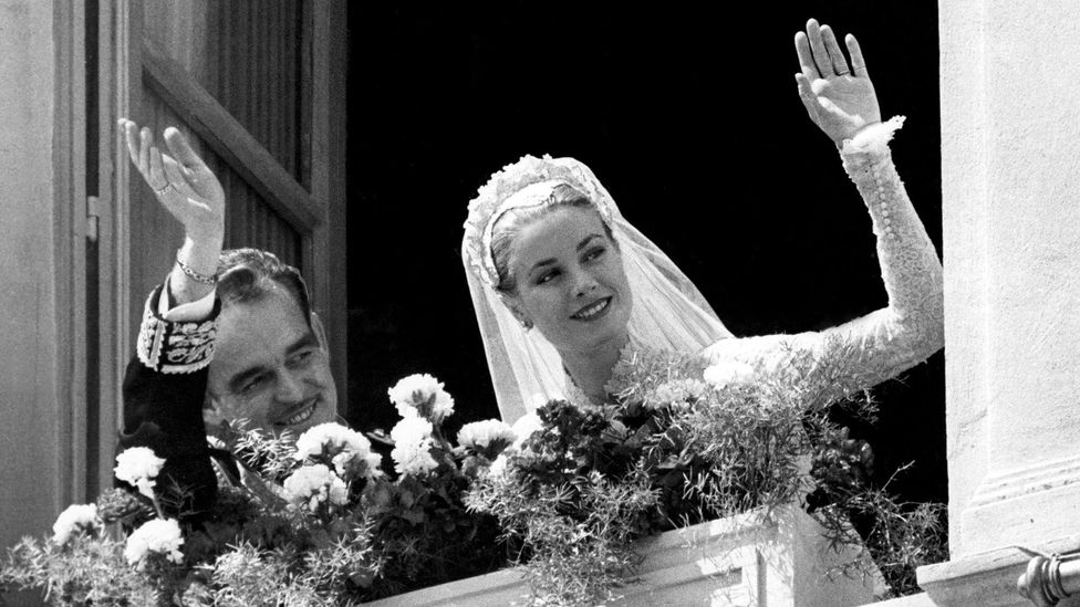 Prince Rainier of Monaco and Grace Kelly asked Boulanger to arrange the music for their wedding in 1956 (Credit: Alamy)