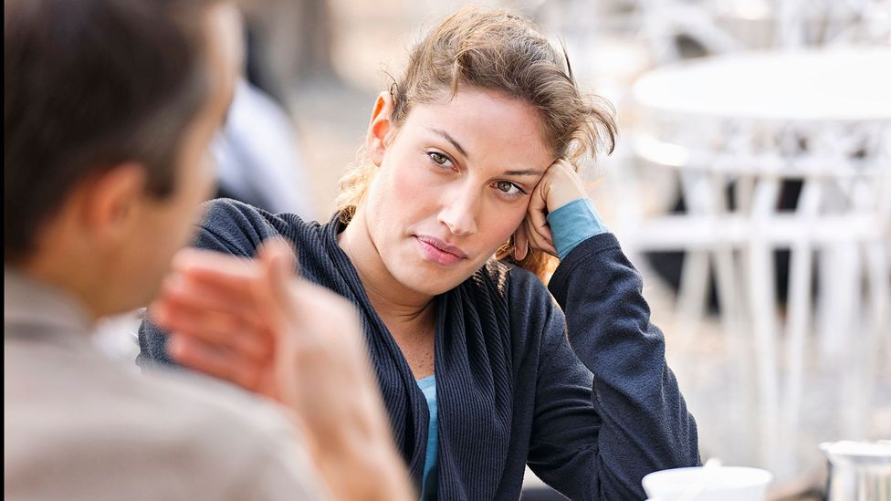 Most people can tell when your concern isn't genuine (Credit: Getty Images)