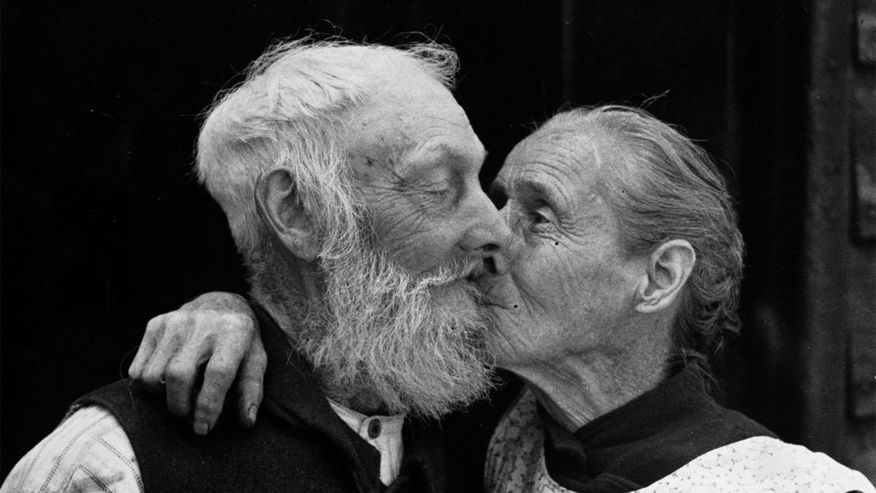 While heterosexual sex is clearly as old as humanity, the concept of heterosexuality as an identity is a very recent invention (Credit: Getty Images)