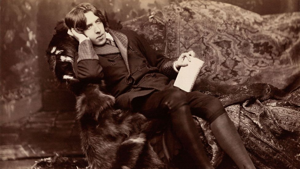 Oscar Wilde's trial for 'gross indecency' is often considered a pivotal moment in the formation of the gay identity (Credit: Alamy)