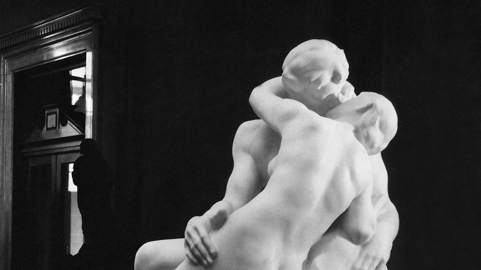 It was only at the turn of the 20th Century that thinkers began to divorce sexual desire (depicted here in Rodin's The Kiss) from reproduction (Credit: Alamy)