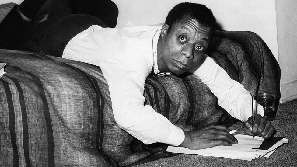 "The writer James Baldwin balked at defining people as straight or gay, arguing that ""it answers a false argument, a false accusation"" (Credit: Alamy)"