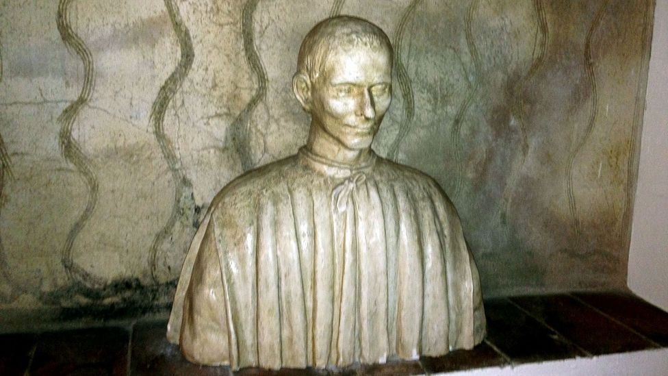 Easy access to the tavern made Machiavelli's exile more bearable (Credit: Silvia Marchetti)