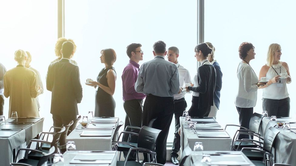 Using a single language lets leaders communicate clearly, no matter where they're based (Credit: Getty Images)