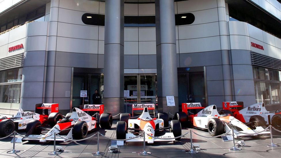 From 2020, Japanese carmaker Honda will use English as its corporate lingua franca (Credit: Getty Images)