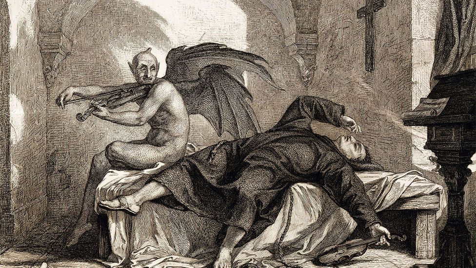 Historic accounts of demonic attacks share much in common with our modern understanding of sleep paralysis (Credit: Getty Images)
