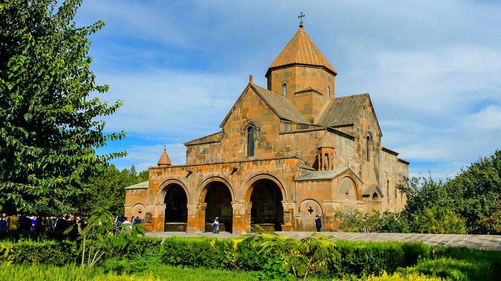 Armenia, christianity