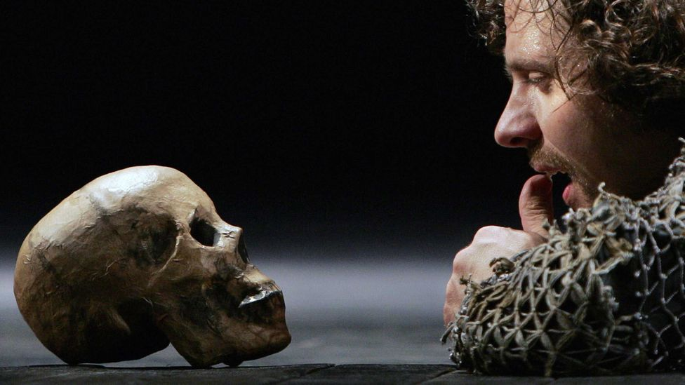 Hamlet's quest is motivated by revenge, like so many stories throughout history (Credit: Getty Images)