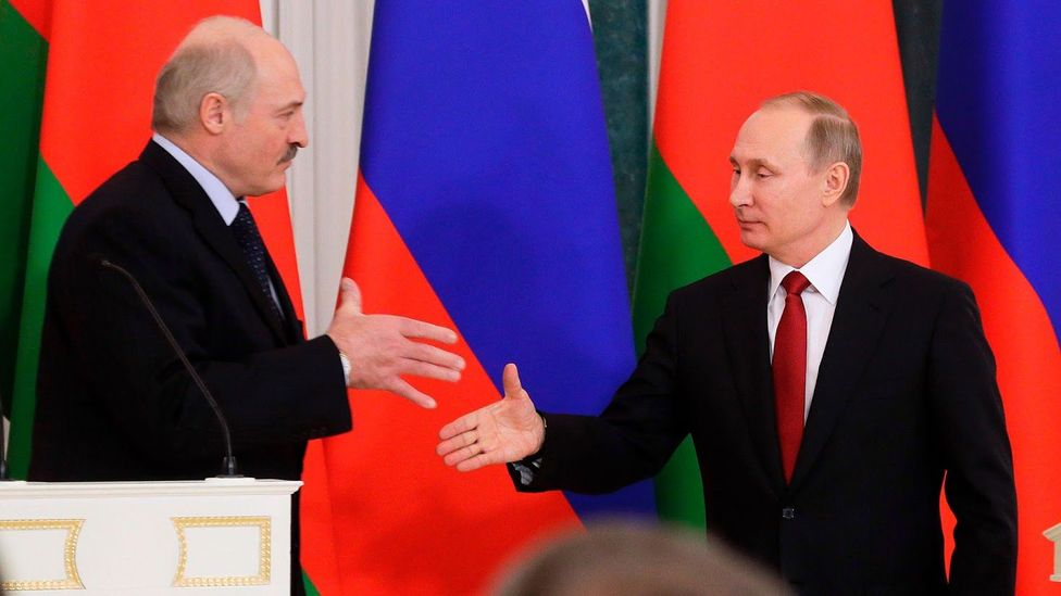 In Russia, gratuitous smiling is considered a sign of stupidity (Credit: Getty Images)