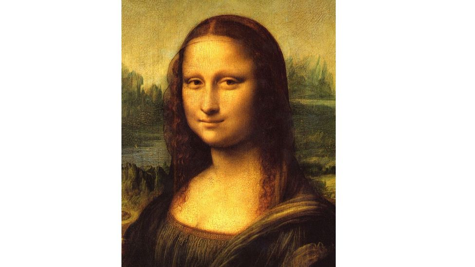 The Mona Lisa smile is often described as enigmatic, but it's actually a classic 'flirtatious' expression (Credit: Beyond My Ken/Wikimedia Commons)