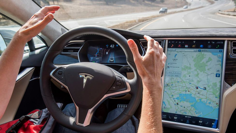 Artificial intelligence fuels our everyday lives in increasingly inextricable ways, from self-driving cars to household appliances that self-activate (Credit: Getty Images)