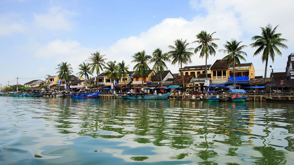Hoi An and its neighbouring cities could be under water by the year 2100 (Credit: Cultura RM/Alamy)