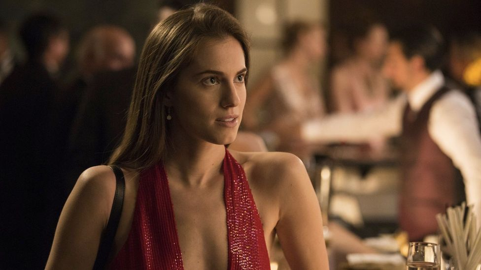 On Girls, Allison Williams' Marnie has been a target of even more frequent hate than Dunham's Hannah – Marnie is seen as a symbol of cluelessness (Credit: HBO)