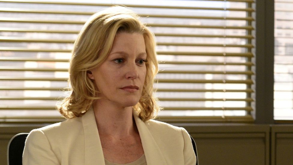 Skyler White was considered the most hated character on Breaking Bad, and one of the most hated in TV history, simply because she opposed her husband's drug dealing (Credit: AMC)